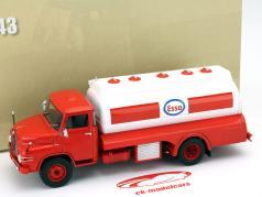 MAN 626 H Construction year 1967 Esso red / white 1:43 DeAgostini