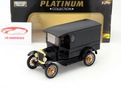 Ford Model T Paddy Wagon Year 1925 black 1:24 MotorMax