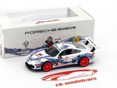 Porsche 911 (991) #88 Malaysia PCCA 2015 Perfetti 1:64 Spark
