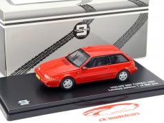 Volvo 480 Turbo Baujahr 1987 rot 1:43 Triple 9