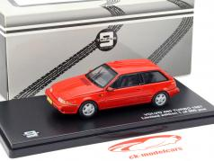 Volvo 480 Turbo Year 1987 red 1:43 Triple 9