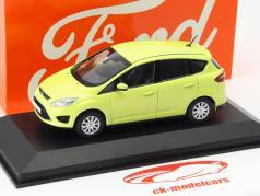 Ford C-Max amarelo 1:43 Minichamps