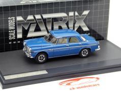 Rover 3.5 Litre P5b Saloon Year 1972 blue 1:43 Matrix