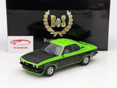 Opel TE 2800 vert / noir 1:18 BoS-Models