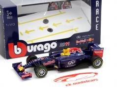 Daniil Kvyat Red Bull RB11 #26 Formel 1 2015 1:43 Bburago