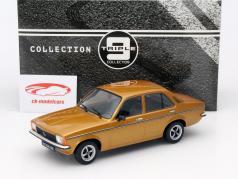 Opel Kadett C2 Year 1977 gold 1:18 Triple9