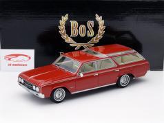 Oldsmobile Vista Cruiser Baujahr 1964 rot 1:18 BoS-Models