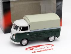 Volkswagen VW T1 Pick Up grün 1:43 Cararama