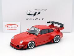 Porsche 911 (993) RWB rot 1:18 GT-SPIRIT