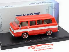 Chevrolet Corvair Window Van rot / weiß 1:43 Neo