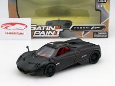 Pagani Huayra mat black 1:24 MotorMax