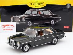 Mercedes-Benz Strich 8 Coupe Year 1973 dark olive 1:18 SunStar