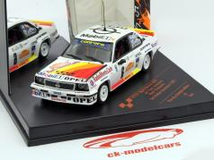 Opel Ascona 400 #6 3e Rallye San Remo 1981 Fassina, Dalpozzo 1:43 Vitesse