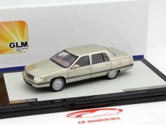 Cadillac Sedan DeVille Baujahr 1994 gold metallic 1:43 GLM