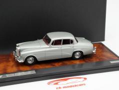 Bentley S2 Continental Hooper Sports Saloon Baujahr 1959 silber 1:43 Matrix