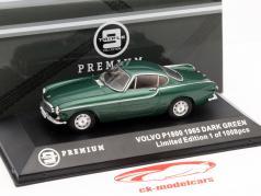 Volvo P1800 Baujahr 1965 grün 1:43 Triple9