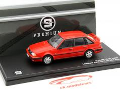 Volvo 440 Turbo Year 1988 red 1:43 Triple9