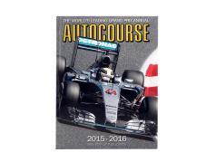 libro: Autocourse 2015-2016