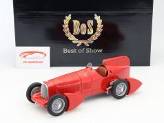 Alfa Romeo Tipo B P3 Aerodinamica Baujahr 1934 rot 1:18 BoS-Models
