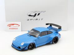 Porsche 911 (993) RWB blau 1:18 GT-SPIRIT