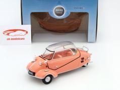 Messerschmitt Kabinenroller KR200 -de-rosa 1:18 Oxford