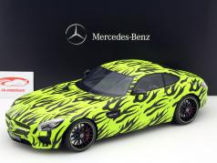 Mercedes-Benz AMG GT S Tarndesign グリーン / ブラック 1:12 PremiumClassiXXs