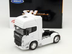 Scania V8 R730 (4x2) Baujahr 2015 weiß 1:32 Welly