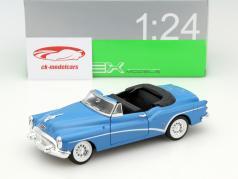 Buick Skylark Convertible Baujahr 1953 blau 1:24 Welly