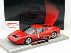 Ferrari 365 GT4 BB #1 24h Daytona 1975 Ballot-Lena, Cudini 1:18 BBR