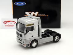 MAN TG510A Truck silber 1:32 Welly