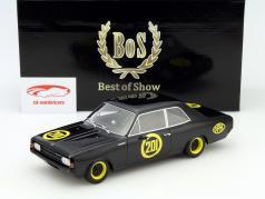 Opel Rekord C #201 Schwarze Witwe 1967 1:18 BoS-Models