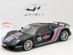 Porsche 918 Spyder Weissach Package #15 Record Run 179,5 km/h Nürburgring 2013 1:12 GT-SPIRIT