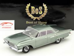 Dodge Dart Phoenix Baujahr 1961 graugrün 1:18 BoS-Models
