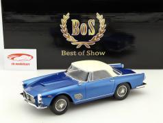 Maserati 3500 GT Touring blauw / wit 1:18 BoS-Models
