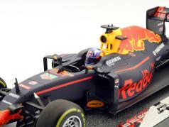 Daniel Ricciardo Red Bull RB12 #3 formule 1 2016 1:18 Minichamps