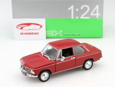 BMW 2002ti rot 1:24 Welly