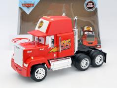 Mack out the Movie Disney Cars I 2006 red 1:24 Jada Toys