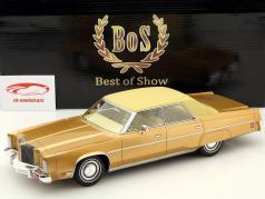 Chrysler Imperial LeBaron gold 1:18 BoS-Models
