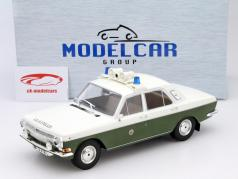 Wolga M24 Volkspolizei grün / weiß 1:18 Model Car Group