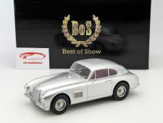Aston Martin DB2 FHC zilver 1:18 BoS-Models