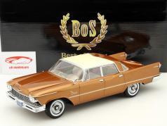 Imperial Crown Southampton kupfer / beige 1:18 BoS-Models