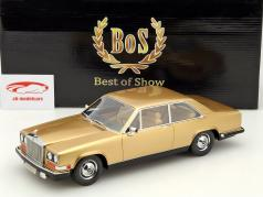 Rolls-Royce Camargue goud 1:18 BoS-Models