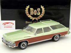 Buick Estate Wagon hellgrün metallic 1:18 BoS-Models