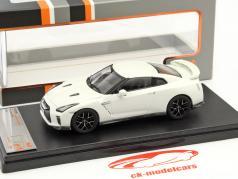 Nissan GT-R année 2017 blanc 1:43 Premium X