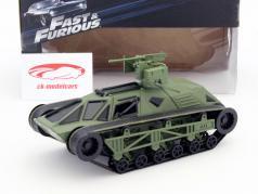 Ripsaw Panzer Fast and Furious 8 grün 1:24 Jada Toys