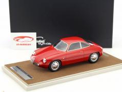 Alfa Romeo Giulietta SZ year 1960 red 1:18 Tecnomodel