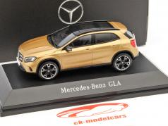 Mercedes-Benz GLA (X156) canyon beige 1:43 Spark