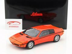 BMW Turbo M1 (E25) year 1972 orange 1:18 Schuco