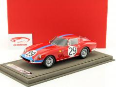 Ferrari 275 GTB #29 24h LeMans 1966 Courage, Pike 1:18 BBR