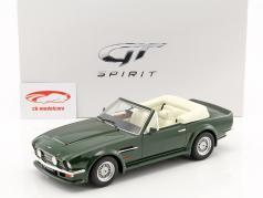 Aston Martin V8 Vantage Volante ano de construção 1977 verde 1:18 GT-SPIRIT
